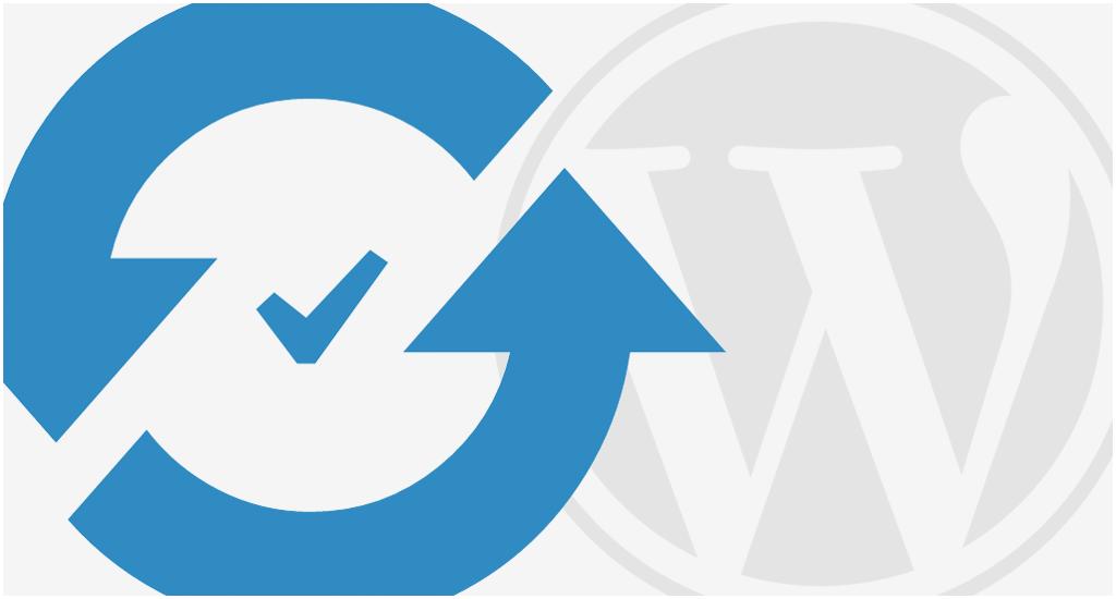 Actualizaciones automáticas en segundo plano de plugins y temas
