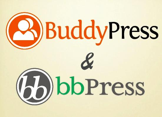 bbpress y buddypress