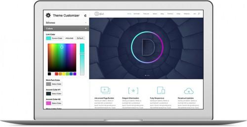 personalizador de colores