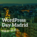 WordPress Day Madrid