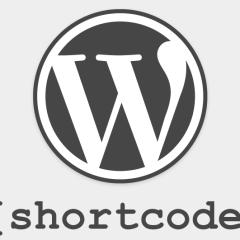 Cómo usar shortcodes en widgets de texto