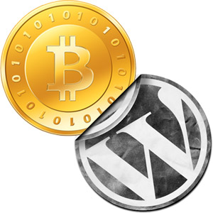 Bitcoin en WordPress