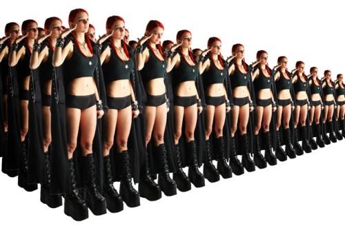 ejercito de clones