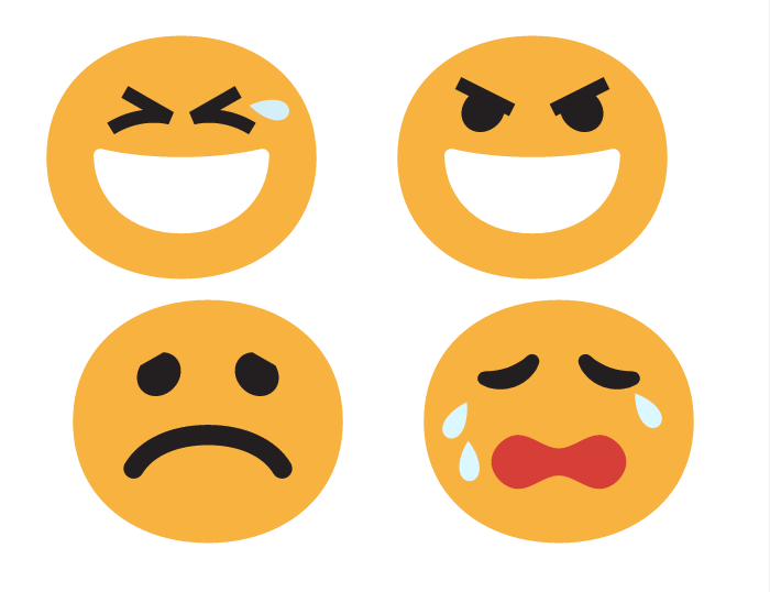 Los nuevos emoticonos de WordPress.com