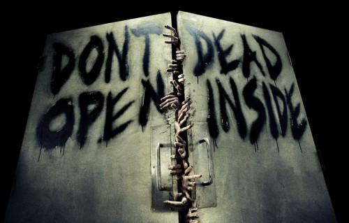 no abrir muertos dentro zombies