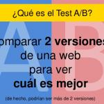 Tests A/B en WordPress (WordPress Day Madrid 2014)
