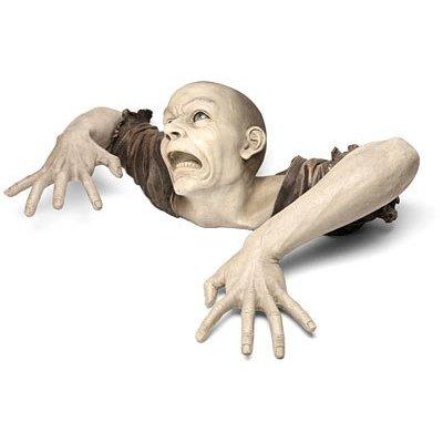 zombi saliendo del suelo