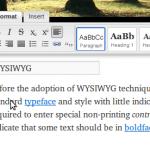 editor en portada wordpress 4.0