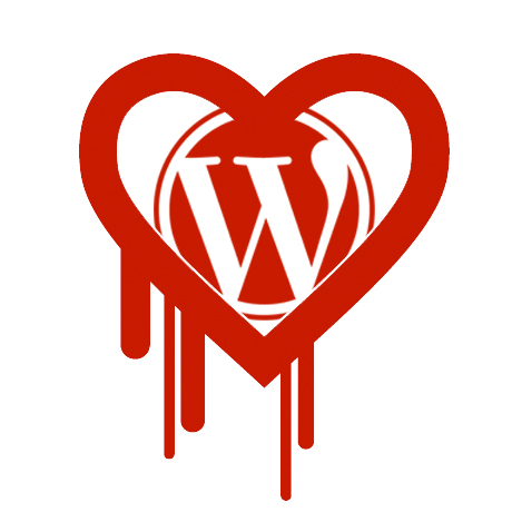 heartbleed wordpress