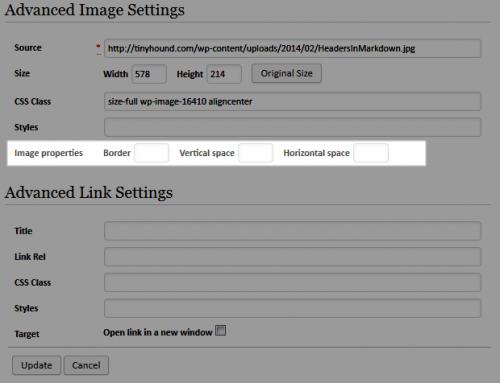 propiedades imagen desaparecidas en wordpress 3.9