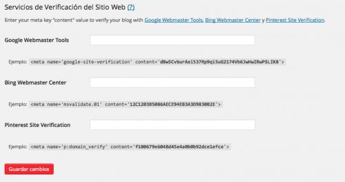 verificacion sitio jetpack 3.0