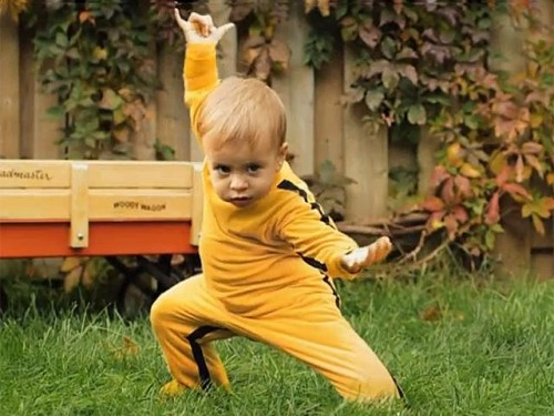 bebe ninja