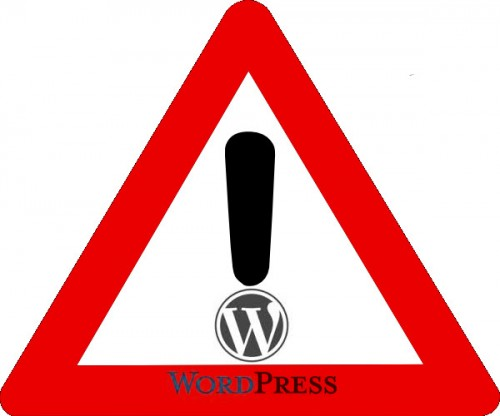 errores y problemas wordpress