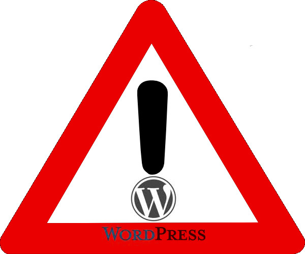 Los principales errores y problemas en WordPress y su solución