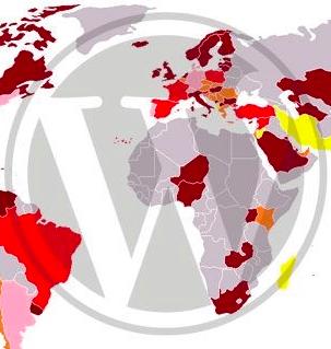 Limitar el acceso a WordPress por países