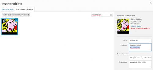 buscador adjuntos wordpress mejorado