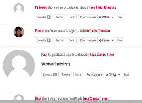 scroll infinito buddypress