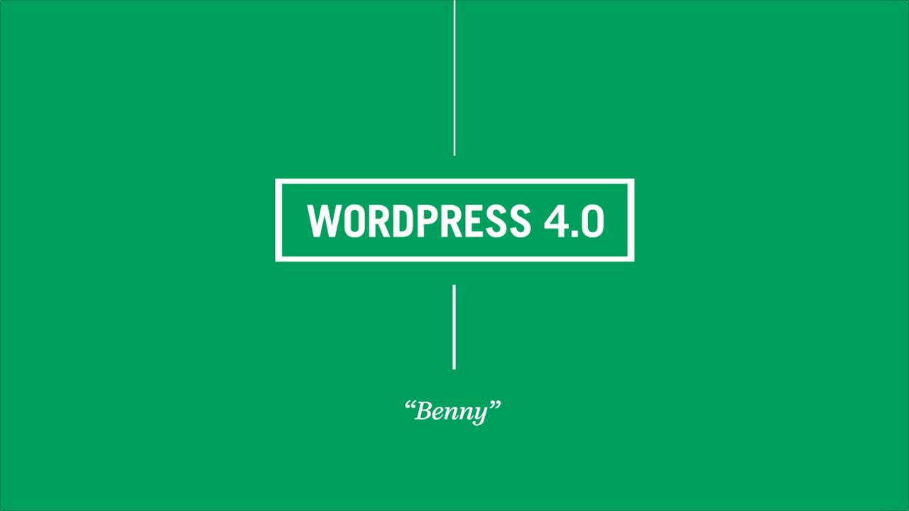 ¿Qué novedad de WordPress 4.0 te gusta mas?