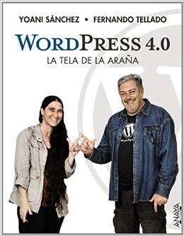 WordPress 4.0 La tela de la araña, el libro