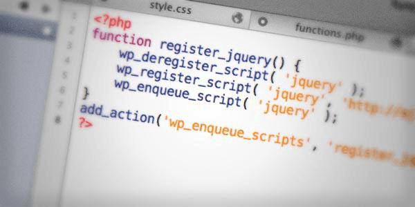 Qué es y cómo se usa el fichero functions.php