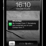 whatsapp contact form 7 wordpress