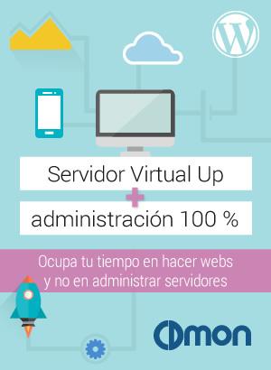 Servidor Virtual Up administrado