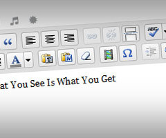 Mostrar completo el editor de WordPress