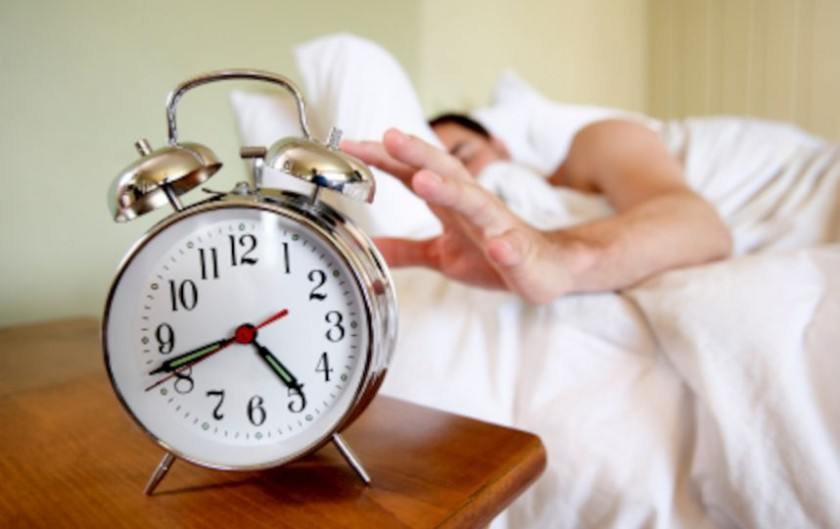 apagar el despertador