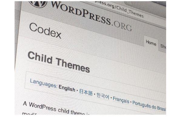 Crea y modifica temas hijo sin tocar una línea de código • Ayuda ...