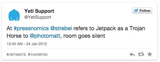 JetPack es un troyano de Matt