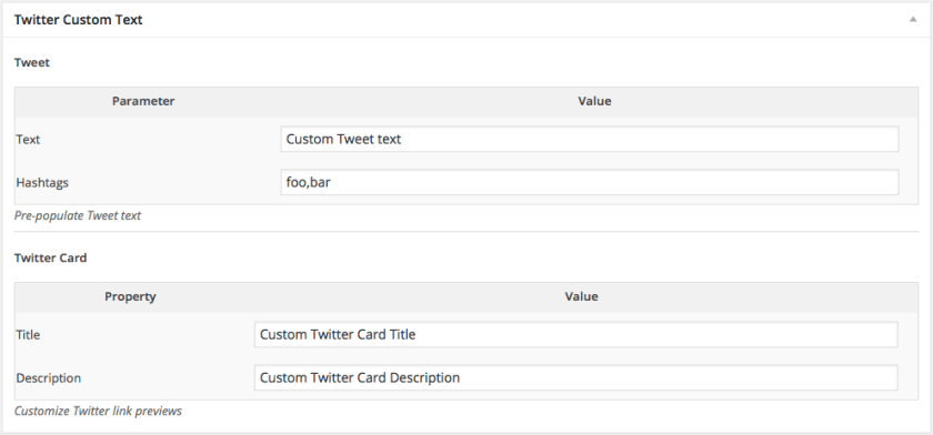 plugin twitter wordpress integración en editor