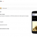errores movil pagespeed google