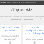 seo para moviles google wordpress