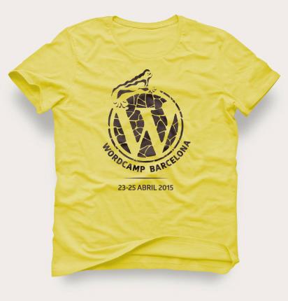 WordCamp-Barcelona-2015-Amarilla