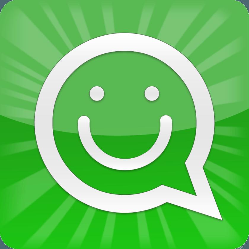 whatsapp feliz