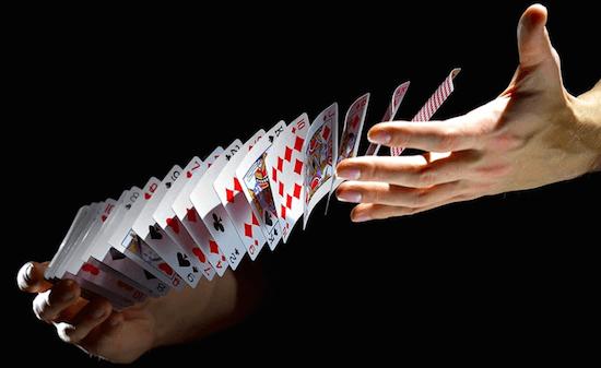 truco magia