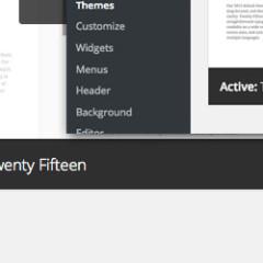 ¿Odias el Personalizador de WordPress? Aquí tienes la solución