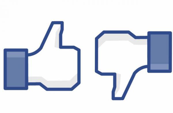 me gusta no me gusta facebook