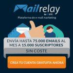 Newsletters con MailRelay en WordPress