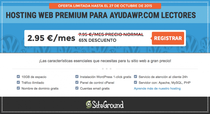 oferta site ground ayudawp