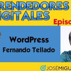 Emprendedores Digitales – WordPress, el mejor gestor de contenidos