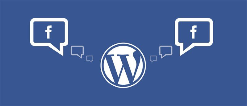 facebook y wordpress