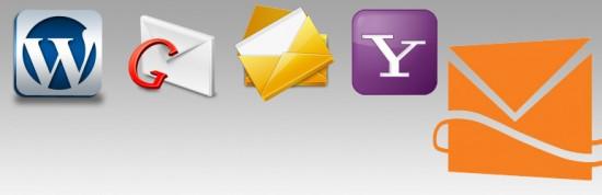 WordPress smtp email