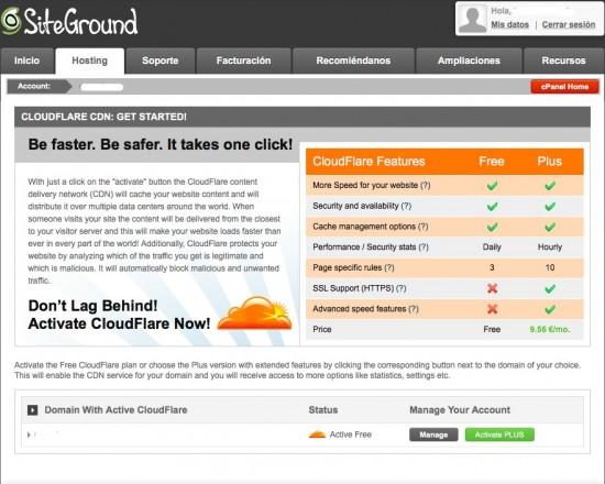 cdn gratis siteground