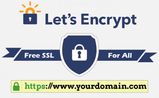 certificado ssl libres gratis lets encrytp