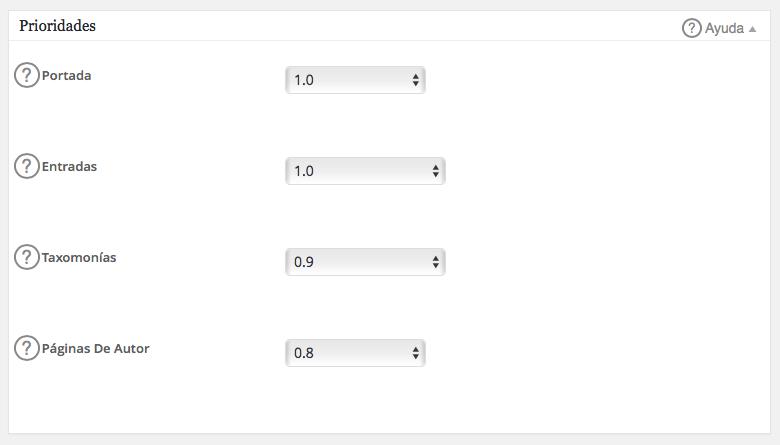 Cómo configurar un sitemap xml WordPress perfecto