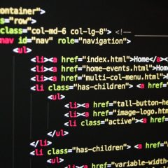Sintaxis de código en el editor HTML de WordPress