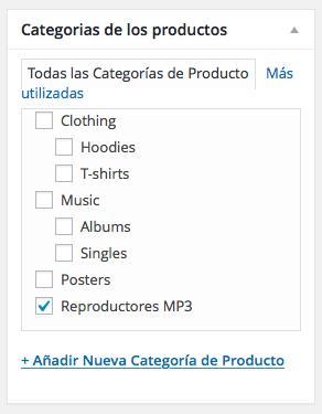 categorías-productos-woocommerce