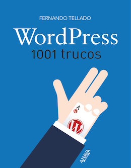 Libro 1001 trucos WordPress