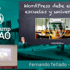 Cómo usar WordPress en entornos educativos
